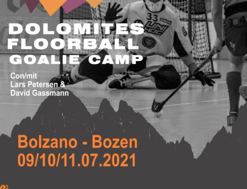 Floorball – Goalie Camp 2021
