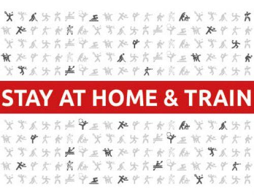 Badminton – wir trainieren auch Zuhause!